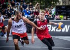 """""""Riga"""" 3x3 basketbolistiem neveiksme Prāgas """"Masters"""" ceturtdaļfinālā"""