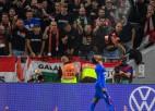 FIFA soda Ungāriju par līdzjutēju rasisma izpausmēm spēlē pret Angliju
