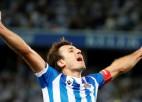 Ojarsavala piektie vārti sezonā nodrošina ''Real Sociedad'' kārtējo uzvaru