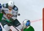 Video: KHL mačā vārtus gūst ar galvu