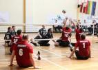 Latvijas izlase sēdvolejbolā dodas uz 2021. gada Eiropas čempionātu