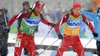 Latvijas biatlona kvartetam neveiksmīga stafete