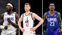 Kuri ir Bertāna konkurenti cīņā par NBA labākā rezervista balvu?