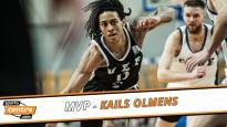 Basketbola sezonas spīdekļi: par MVP tiek kronēts Kails Olmens