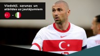 """""""Euro 2020"""" atklāšanas spēles pēcgarša: Itālijas spēks vai Turcijas vājums?"""
