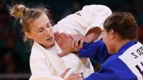 Džudo federācija brīdina treneri par sportistes iepļaukāšanu pirms cīņas