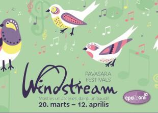"""Video: Jau septīto gadu Orķestris """"Rīga"""" aicina apmeklēt Pavasara festivālu """"WINDSTREAM"""""""