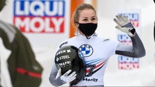 Zunte nespēj iekļūt <i>Top 10</i> Eiropas junioru čempionātā skeletonā