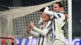 """""""Juventus"""" ar Ronaldu uz soliņa atspēlējas un ar skaistiem vārtiem uzvar """"Lazio"""""""
