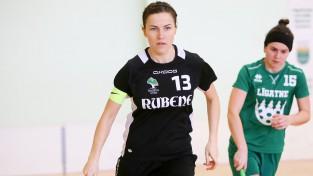 """ELVI līgas sievietēm pusfināls sākas ar """"Rubenes"""" uzvaru"""