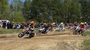 16 latviešu braucēji startēs Eiropas motokrosa čempionātā Lietuvā