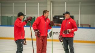 Hokeja izlase sāk gatavoties OS kvalifikācijai, plāno spēlēt trīs NHL hokejisti