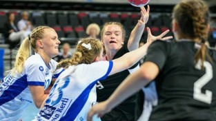 Kapteinei trauma, Latvijas U17 meiteņu izlase zaudē Baltkrievijai