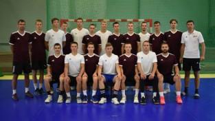 Kušneram 12 vārti, Latvijas U19 handbolisti EČ sāk ar sakāvi pret Rumāniju