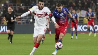 Maskavas derbijs: Zabolotnijs izrauj CSKA panākumu pār ''Spartak''