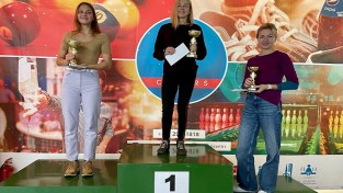 ''Baltic Open 2021'' skvošā uzvar Lulle un Pekstiņš