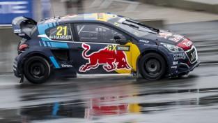 """""""World RX"""" pirmajā dienā Portugālē dominē Timijs Hansens"""