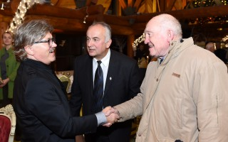 "Foto: Sporta biedrība ""Dinamo"" svin 75 gadu jubileju"