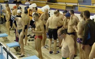"""Foto: Vecmeistaru peldēšanas sacensības """"Baltic Amber Cup 2010"""""""