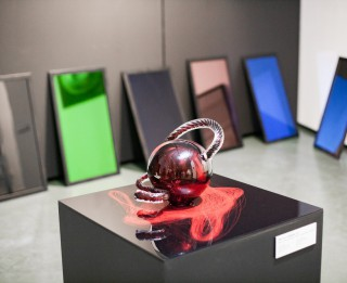 """Starptautiska stikla mākslas izstāde """"Jaunās pieejas / New Approaches"""""""