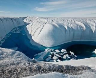 Divkārt pieaudzis Grenlandes ledu kušanas ātrums