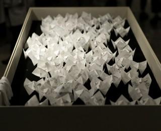 Tekstilmāksliniece Lilita Bauģe Liepājas muzejā vadīs sietspiedes radošo darbnīcu