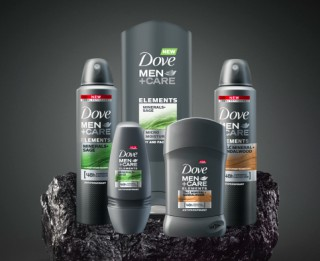Piedalies un laimē jauno Dove Men+Care  produktu sēriju