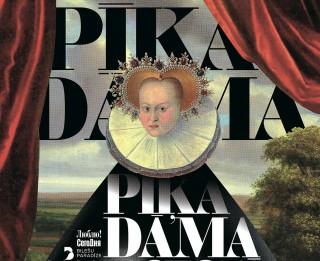 """Starptautiskā radošā kolektīva veidotā izrāde """"Pīķa dāma"""" tiks izrādīta Dailes teātra Mazajā zālē"""