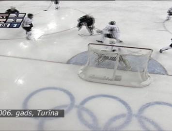 Video: Latvija - ASV 2006. gada Olimpiskajās spēlēs