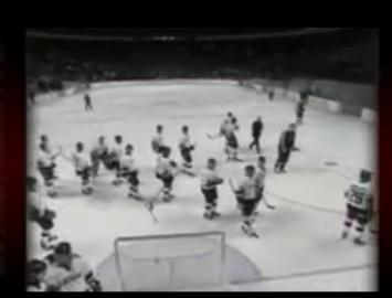 Video: Latvija - Slovākija 2002. gada Olimpiskajās spēlēs Soltleiksitijā