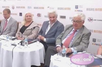 """Video: """"Rīgas Ritmi"""" ar muzikālu vērienu atzīmēs 15 gadu jubileju"""