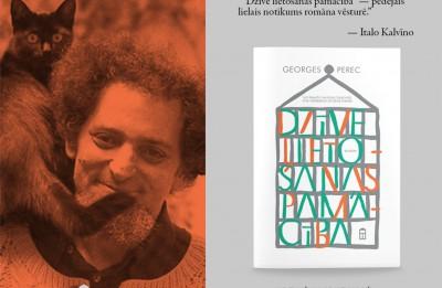 """""""Mansards"""" piedāvā vienu no simt visu laiku labākajiem romāniem –  Žorža Pereka """"Dzīve lietošanas pamācība"""""""