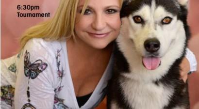 Dženifera Harmena organizē labdarības turnīru dzīvnieku aizsardzībai