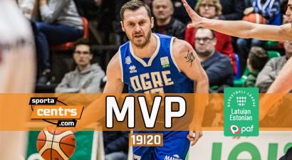 Nepabeigtās sezonas labākie: Mazura atgriešanās, MVP - Rinalds Sirsniņš
