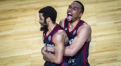 VEF pretinieces ''Strasbourg'' un ''San Pablo Burgos'' spēlēs FIBA ČL pusfinālā