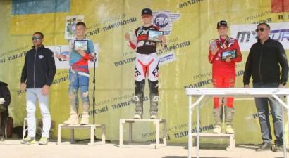Jānis Mārtiņš Reišulis triumfē Eiropas motokrosa čempionātā