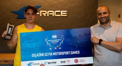Gubarevs kļūst par pirmo Latvijas kausa ieguvēju digitālajā autosportā