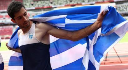 Tentoglu pēdējā lēcienā triumfē tāllēkšanā, Puertoriko pirmā medaļa Tokijā