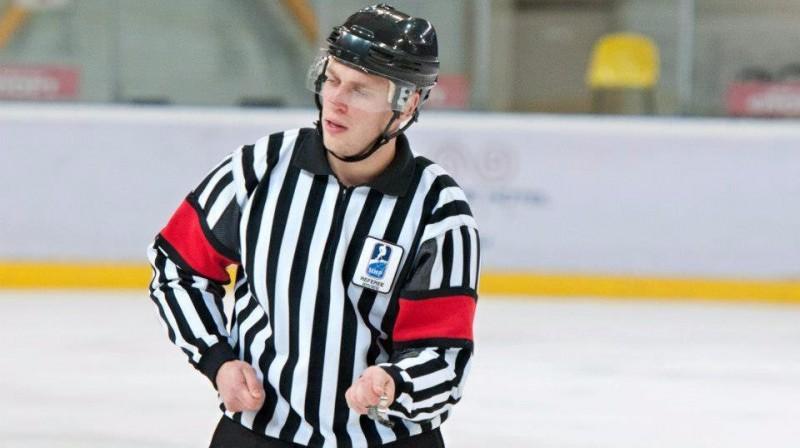 Andris Ansons Foto: IIHF
