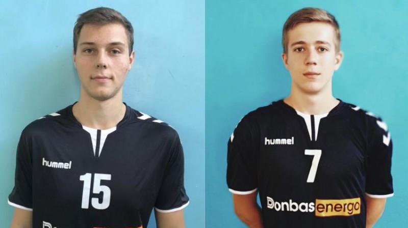 Danilo Osadči un Danilo Razohins. Foto: LHF