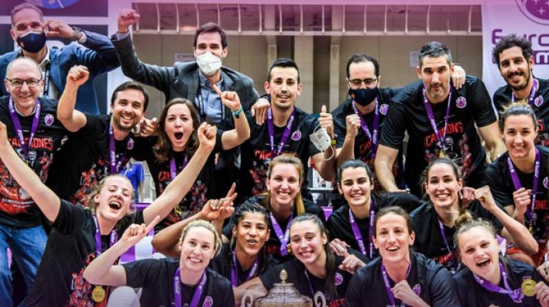 """Valencia"" basketbolistes. Foto: Valencia"