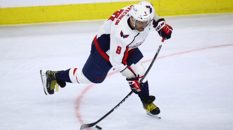 Aleksandrs Ovečkins. Foto: USA Today Sports/Scanpix