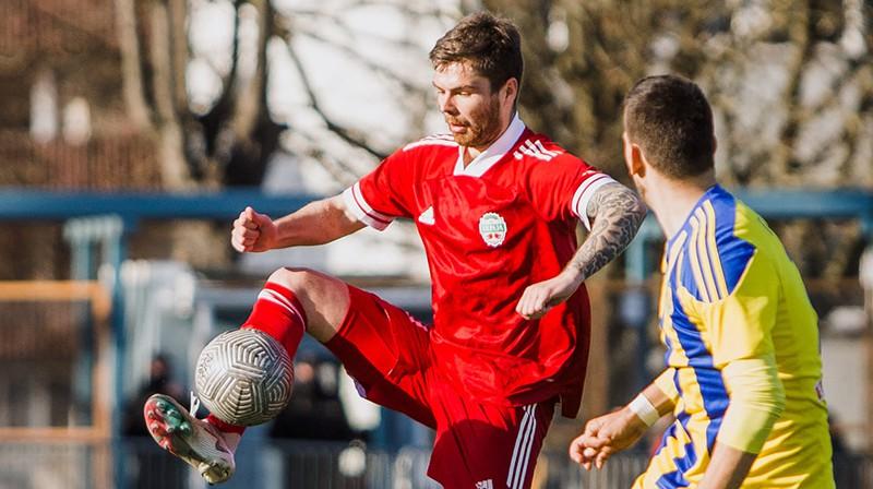 Eduards Tīdenbergs. Foto: FK Liepāja
