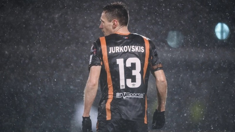 Raivis Andris Jurkovskis. Foto: thesun.ie