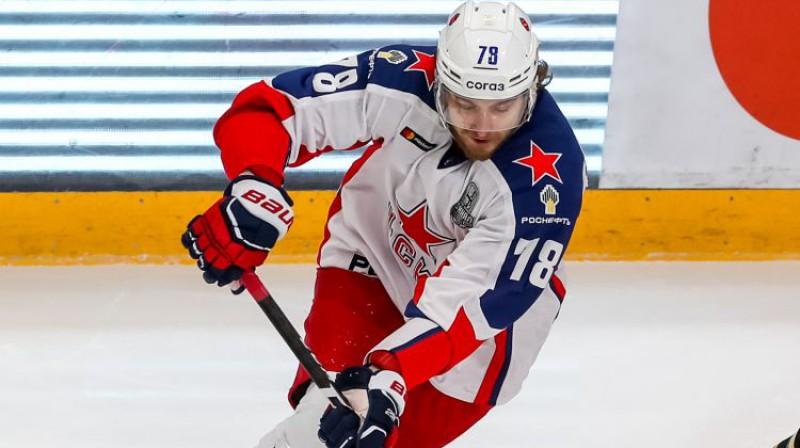 Maksims Šalunovs. Foto: Stanislav Krasilnikov/TASS/Scanpix