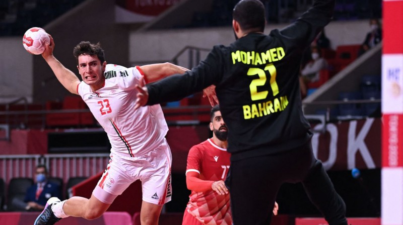 Portugāle pret Bahreinu. Foto: AFP/Scanpix