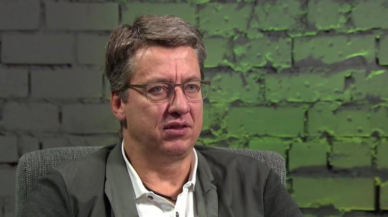 Harijs Vītoliņš. Foto: LTV