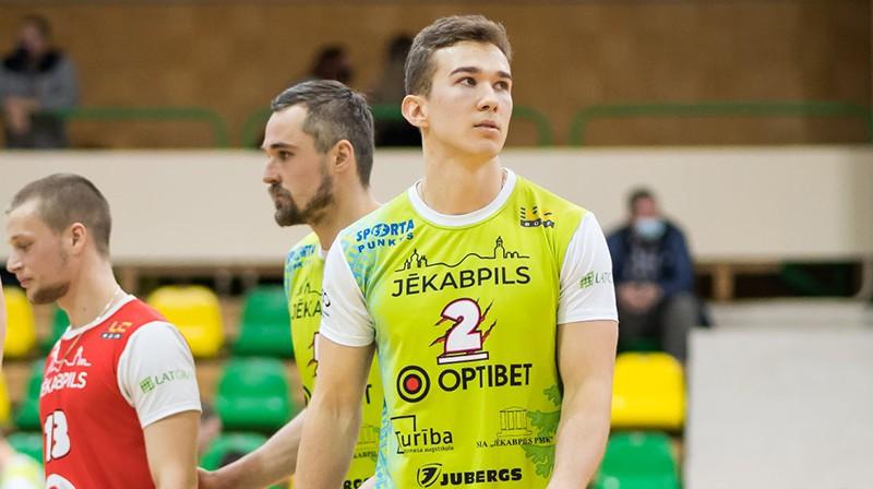 Edvīns Skrūders. Foto: Jēkabpils Lūši