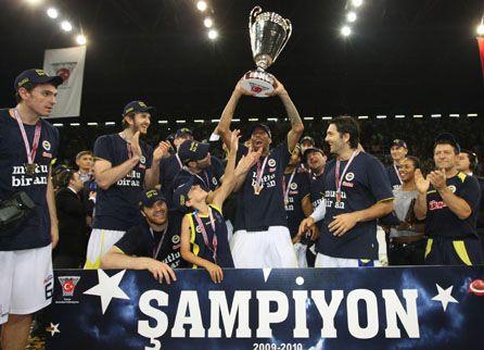 "Turcijas čempioni - ""Fenerbahce"""
