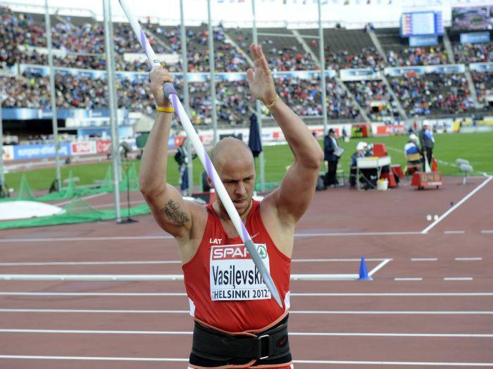 Vasiļevskis paziņo, ka beidz sportista karjeru